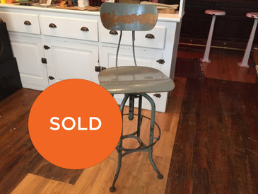 Original Toledo Drafting Stool