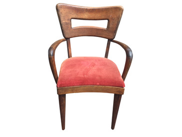 Vintage Dogbone Heywood Wakefield Dining Chair