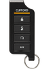 Clifford Car Remote Start Alarm Keyless Entry LCD Screen 2 Way System - 4706X
