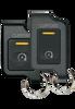 Clifford Remote Start Alarm Keyless Entry LED Screen 2 Way System - 4816X