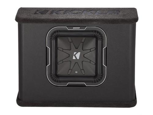 Kicker 10 L7 2 Ohm Loaded Enclosure - 41TL7102