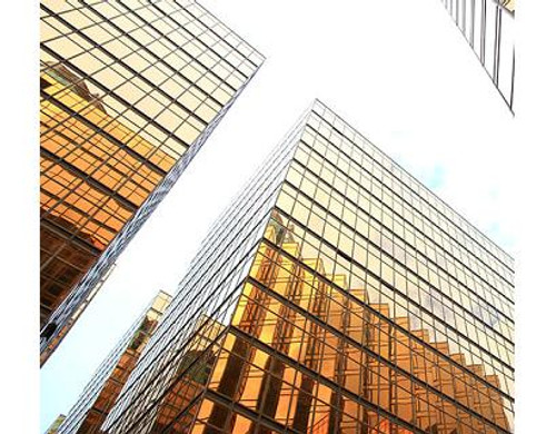 Solar Gard Autumn Bronze Commercial Building Window Tinting Film