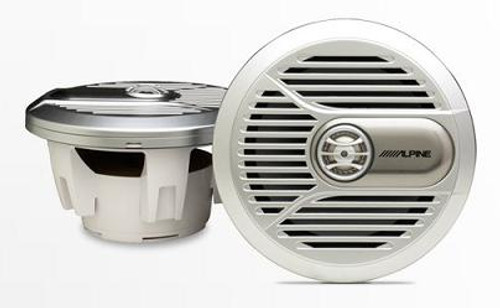 "Alpine 7"" Coaxial 2-Way Marine Speaker - SPR-M700"