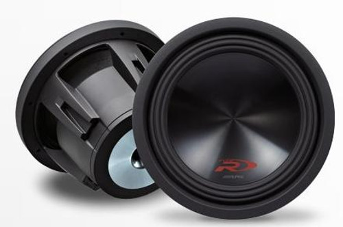 """Alpine Type-R 10"""" Subwoofer with Dual 4-ohm Voice Coils"""
