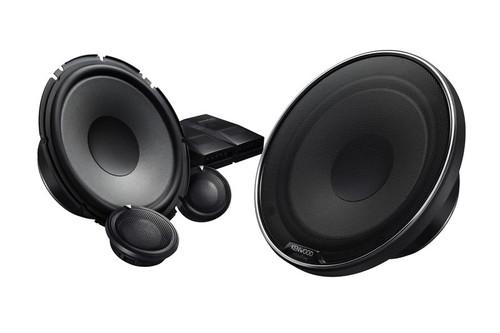 "Kenwood Excelon 7"" Oversized Custom Fit Component Speaker System - XR-1800P"