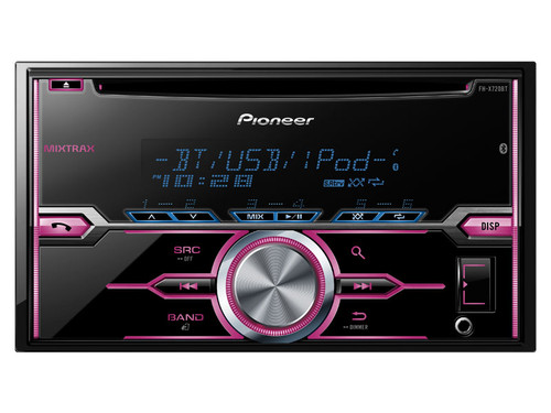 Pioneer 2-DIN Car CD Receiver with MIXTRAX
