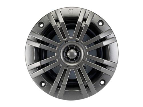 Kicker KM 4 inch 4 Ohm Coaxial Marine Audio Speaker