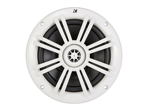 Kicker KM 6.5 inch 4 Ohm Coaxial Marine Audio Speaker
