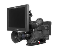 "Over Camera 12"" Teleprompter"
