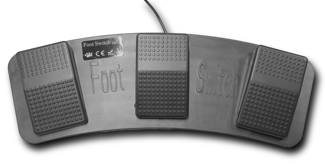 Foot Pedal Teleprompter - Prompter People Top