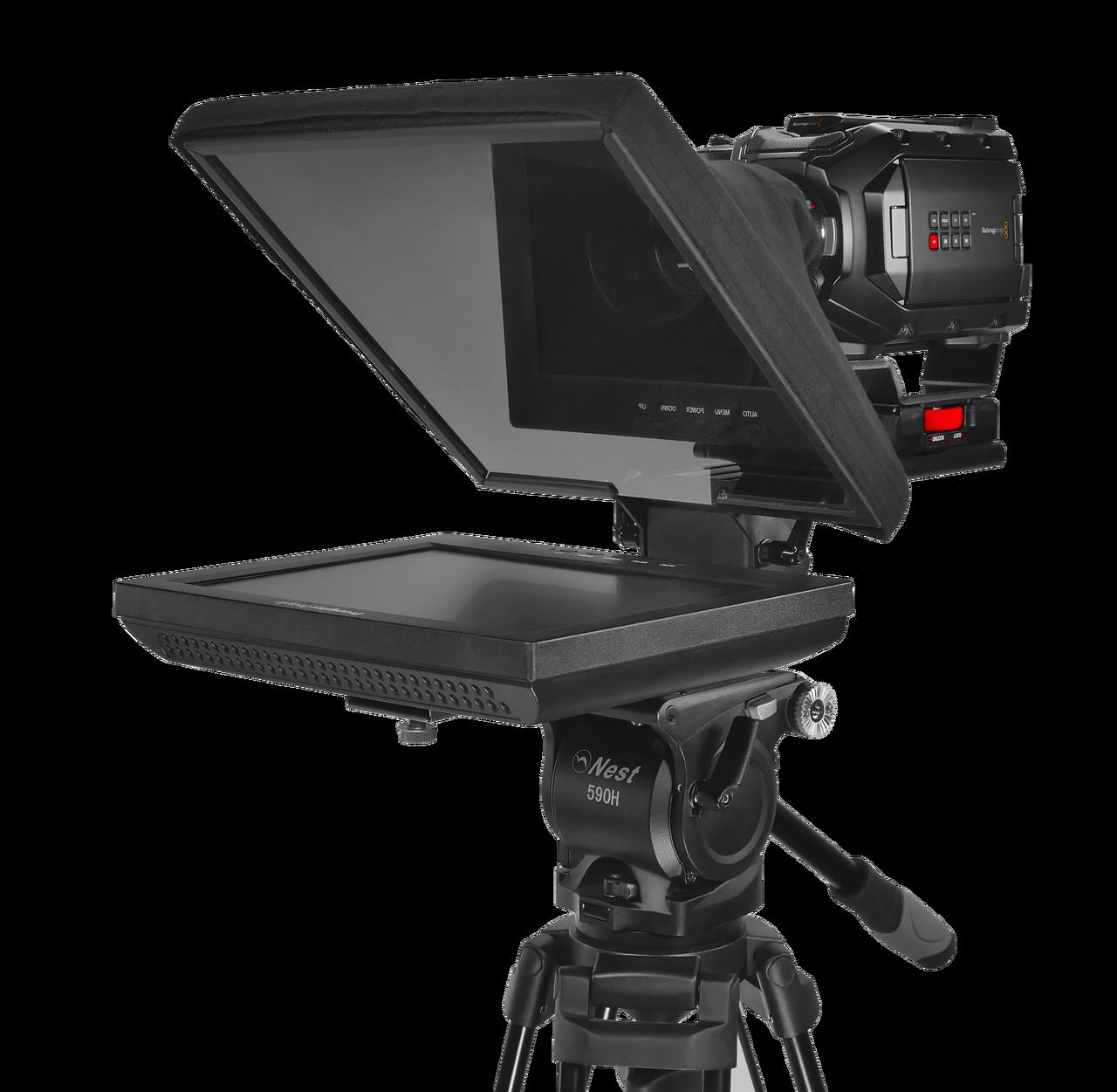 UltraFlex 12 AutoReversing Monitor Model - Angled