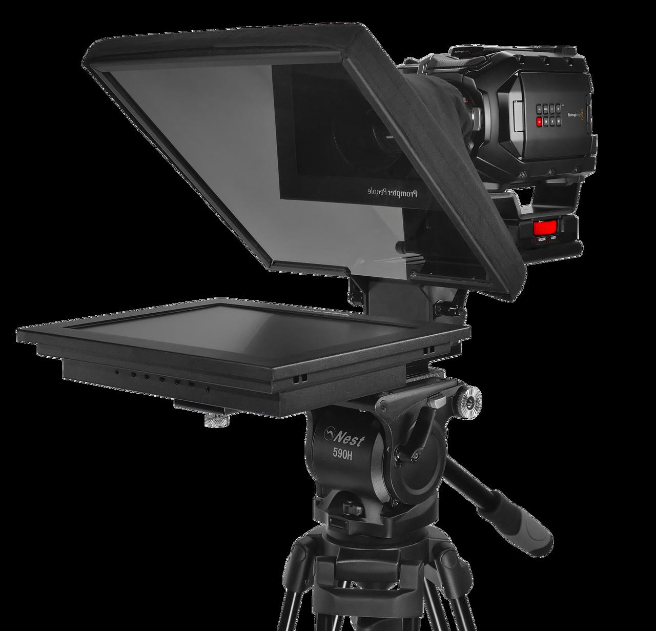 UltraFlex 12 HighBright Auto-Reversing Monitor Model - Angled