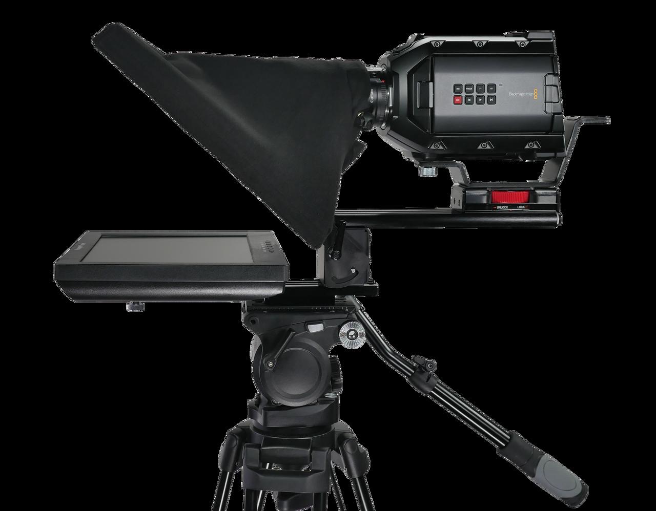 UltraFlex 12 Auto-Reversing Monitor Model - Side