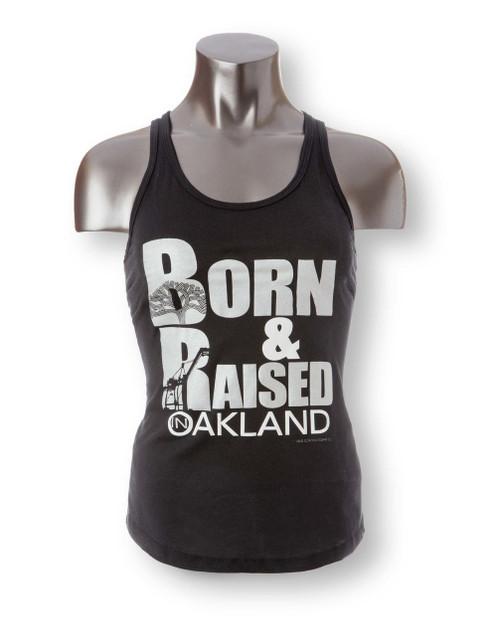 Born and Raised Women's Tank