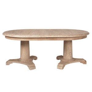 Belmont Oval Extension Dining Table