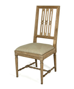 Gustav Chain Design Chair, Set of 2