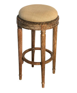 Isabelle Barstool, Grey Wash