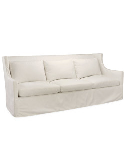 Cote d'Azur Outdoor Sofa in Spinnaker Salt