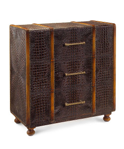 Carpathia Steamer Trunk