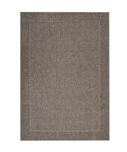 Elements Dark Rug, Grey