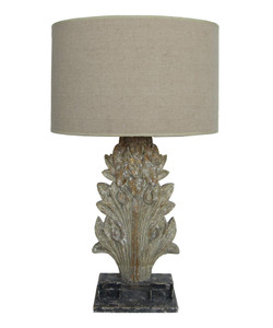 Lighting tables lamps page 1 marcavo acanthus lamp aloadofball Images