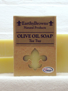 Tea Tree Bar Soap