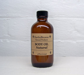 Body Oil Natural