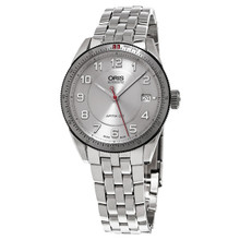 Oris Unisex 733 7671 4461 MB 'Artix GT Date' Stainless Steel Automatic Watch