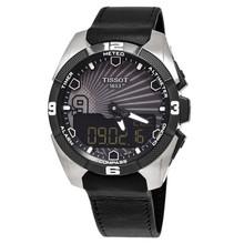 Tissot Men's T091.420.46.061.00 'T Touch Expert' Black Dial Swiss Quartz Watch