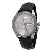 Oris Men's 735 7662 4461 LS 'Artix GT' Black Strap DayDate Automatic Watch