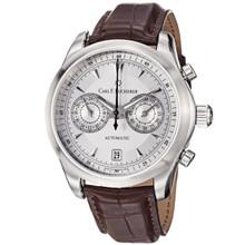 Carl F. Bucherer Manero CentralChrono Mens Silver Dial Automatic Chronograph Watch 00.10910.08.13.01