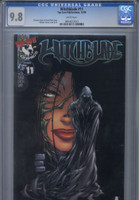 CGC 9.8 Witchblade #11, Rare Issue in CGC 9.8