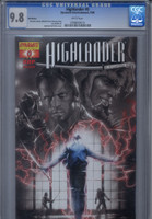 CGC 9.8 Highlander #0 1 in 1000 RRP Variant Edition