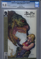 CGC 9.8 Buffy The Vampire Slayer Season Eight #1 Variant Edition