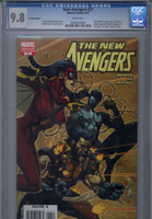 CGC 9.8 New Avengers #27 Variant Edition