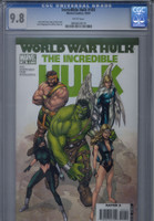 CGC 9.8 Incredible Hulk #109, Greg Pak