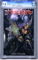 CGC 9.8 NEVERLAND 0 LIMITED  VARIANT GRIMM FAIRY TALES