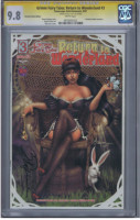 Return to Wonderland 3 CGC 9.8 Fantastic Realm variant