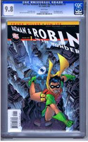 All Star Batman and Robin the Boy Wonder #1 CGC 9.8