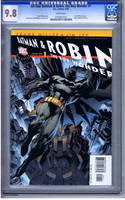 Batman & Robin, the Boy Wonder #1 9.8 CGC