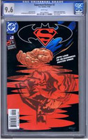 Superman/Batman #2 CGC 9.6