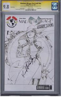 Madame Mirage #nn First Look CGC 9.8