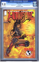 American Entertainment:Encore Edition Witchblade #2 CGC 9.8