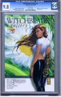 Witchblade Gallery #1 CGC 9.8