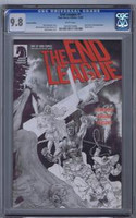 End League #1 Special Edition CGC 9.8