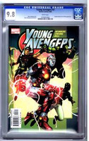 Young Avengers #3 CGC 9.8