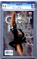 Ghost Rider #1 Limited Edition CGC 9.8
