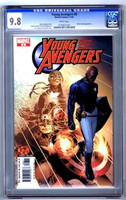 Young Avengers #8 CGC 9.8