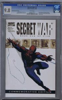 Secret War #1 Commemorative CGC 9.8