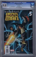 Ultimate Iron Man #5 CGC 9.8